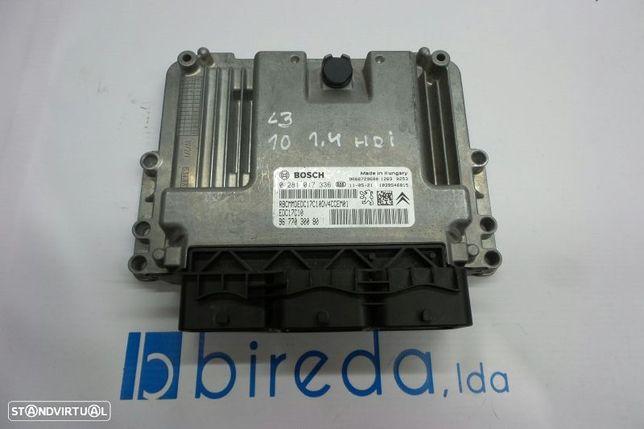 Centralina Do Motor Citroen C3 Ii (Sc_)