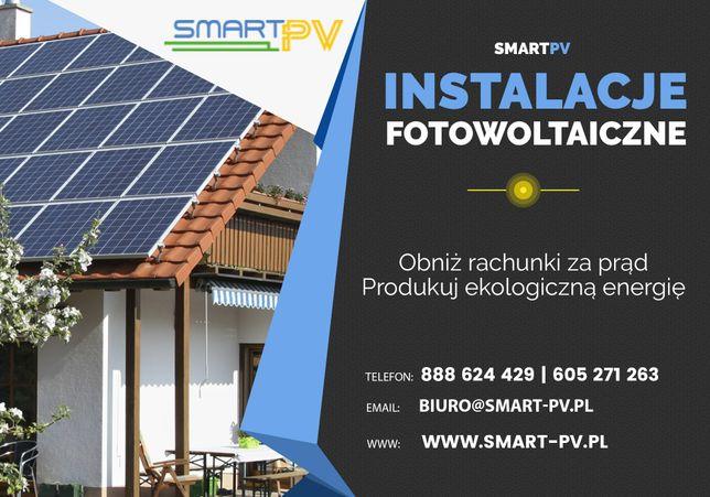 Instalacje fotowoltaiczne - Fotowoltaika -