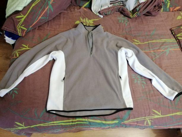 Флисовая кофта adidas climawarm флис джемпер свитер