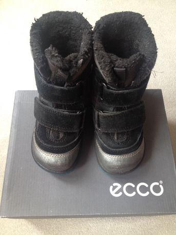Зимние ботинки Ecco biom