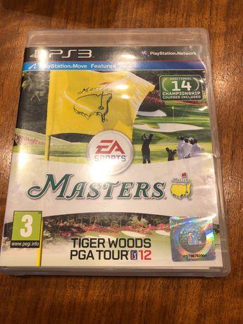 Gra na PS3 - Masters PGA Tour - golf