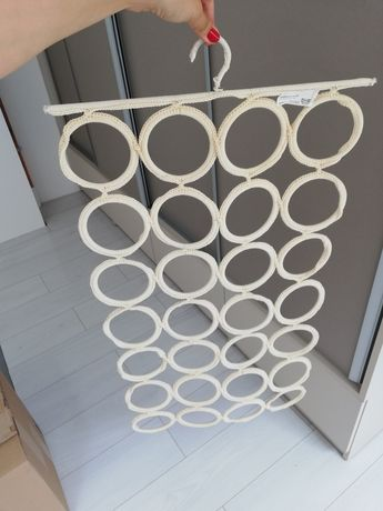 Ikea komplement wieszak na szaliki