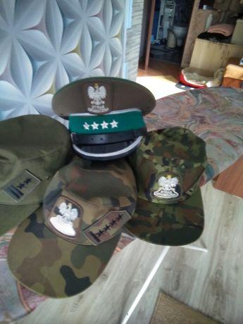 Czapki wojskowe