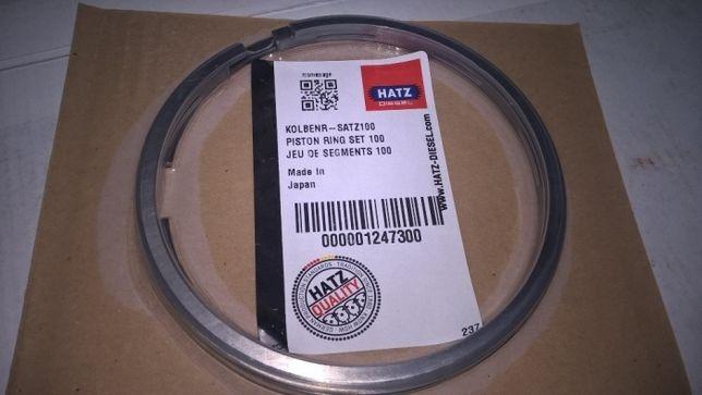 Hatz kpl pierścieni tłokowych STD nominalne 1D80 1D81 Wacker Bomag