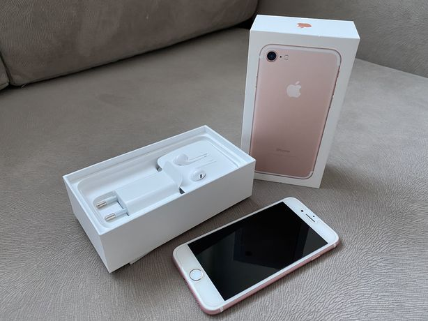 Iphone 7 32gb rozowy