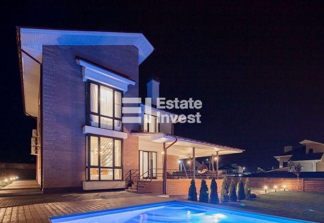 В продаже элитный дом с современным ремонтом и видом на водоём