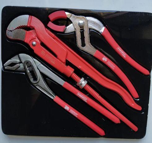 Набір ключів сантехнічних