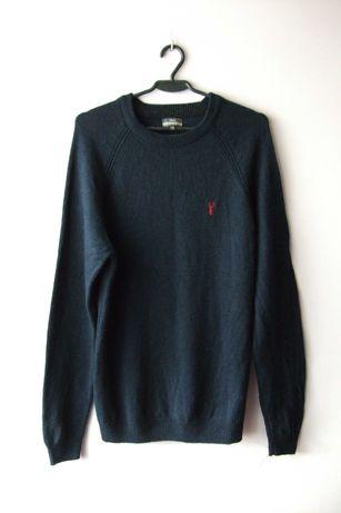 Sweter wełniany 100% wełna owcza