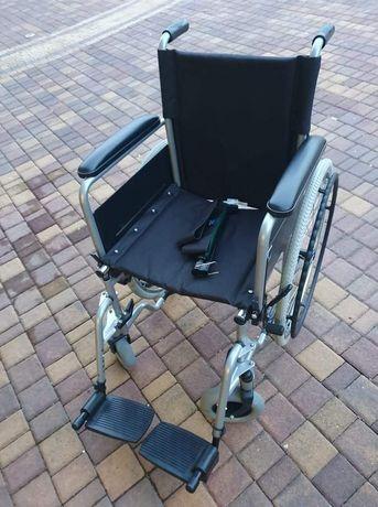 Wózek inwalidzki stalowy BASIC Timago