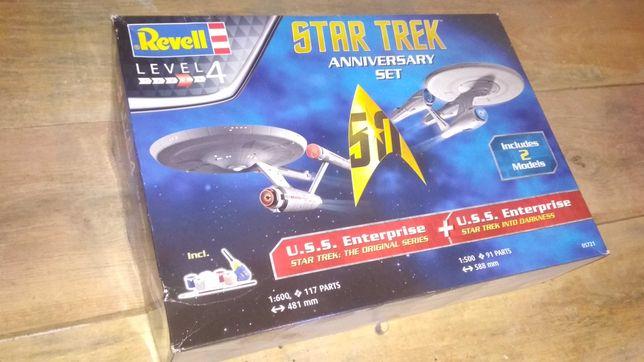 Modele Star Trek Enterprisa Revell + bonus