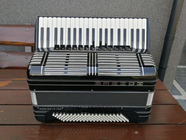 Akordeon Hohner Morino IV plus 120 kanałowy