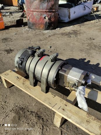 Pompa hydrauliczna silnik elektryczny 80V 24V Wywrot Kiper