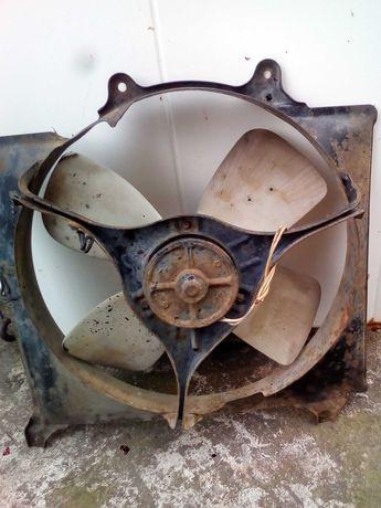 Mazda 323 BF,вентилятор.