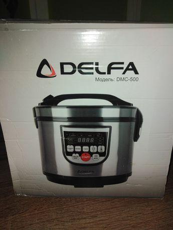 Новая мультиварка Delfa DMC-500