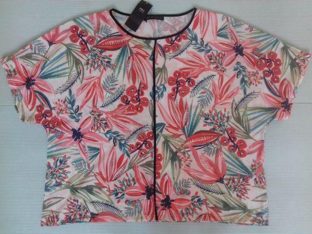 Новая блузка пышного размера