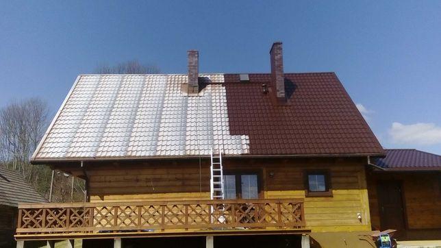 Malowanie dachów Białystok
