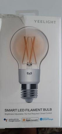 Żarówka xiaomi yeelight filament 6w ściemnialna