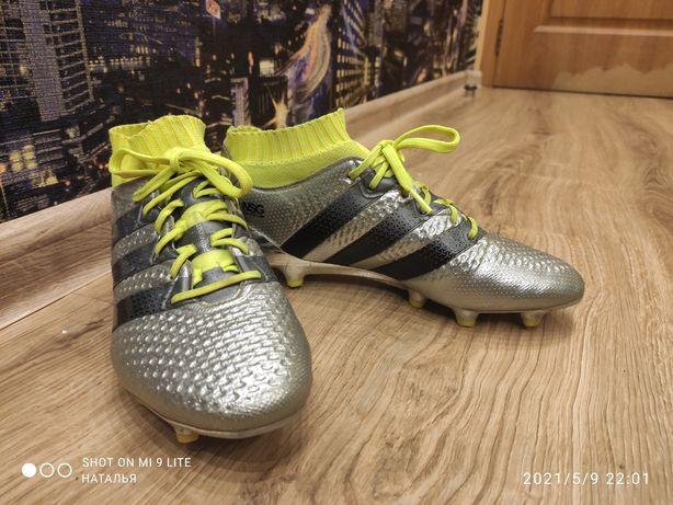 Бутсы Adidas Primeknit 16.1