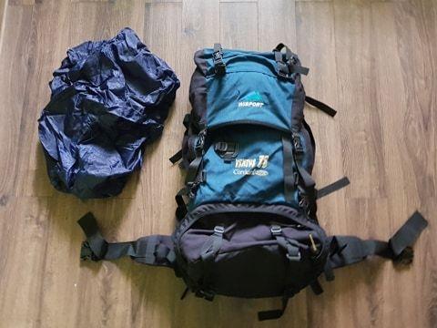 Plecak turystyczny Wisport Ventus 75 l