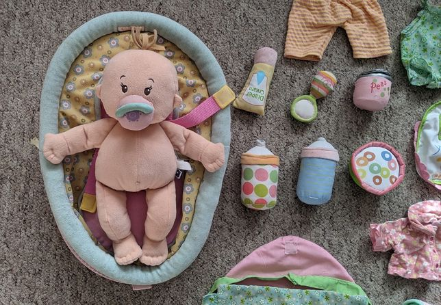 Lalka Stella + akcesoria Manhattan Toys