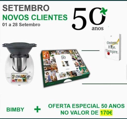 Mega Promoção Bimby TM6 + 2 ofertas ( desde 27€/ mês)