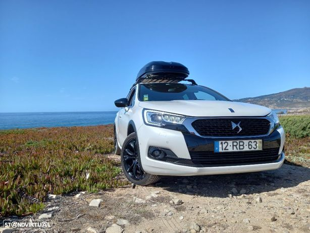 DS DS4 Crossback 1.6 BlueHDi So Chic J18 EAT6