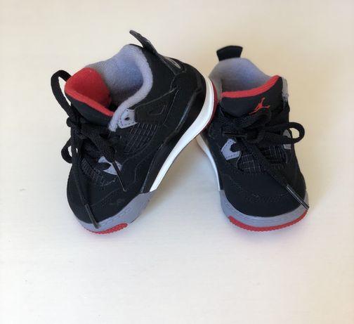 Новые детские кроссовки Nike Air Jordan. Оригинал