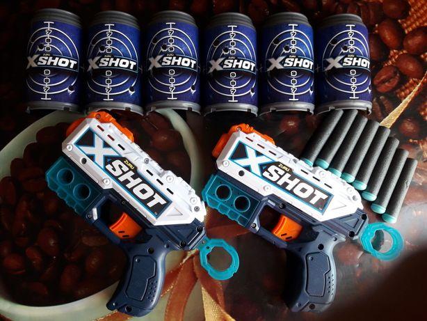 Пистолеты Хshot