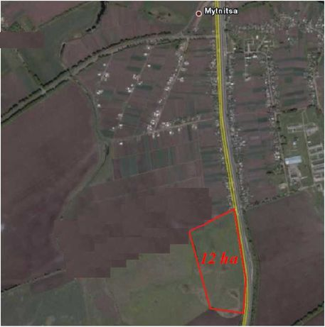 Земельна ділянка у селі Митниця