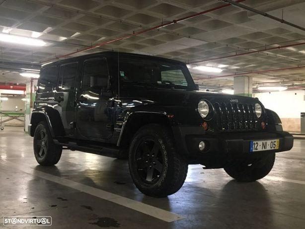 Jeep Wrangler Sahara 2.8