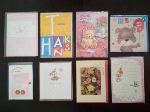Kartki na chrzciny z okazji narodzin dziecka na Dzień Ojca NOWE