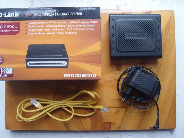 Продам Маршрутизатор D-Link DSL-2500U