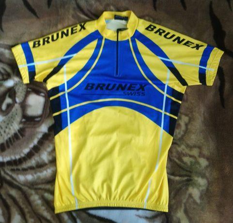 Велофутболка / Велосипедная футболка