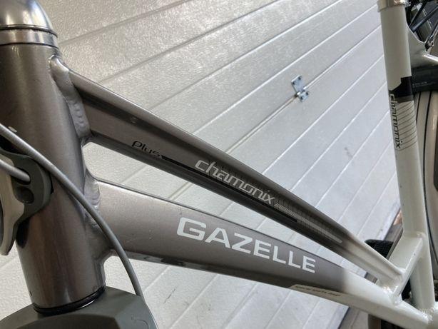 Gazelle Chamonix Plus Bardzo Ładny Rower Miejski