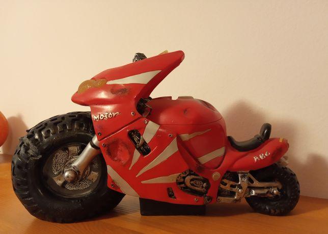 Skarbonka Motor Honda Yamaha Suzuki Kawasaki KTM Moto Guzzi BMW