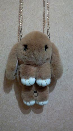 Сумка кролик рюкзак