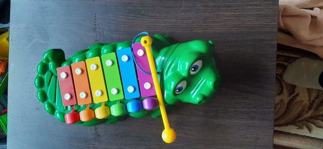Ксилофон детская игрушка