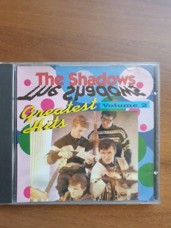 The Shadows Greatest Hits cd