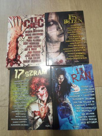 sprzedam książki - Horror