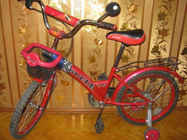 Велосипед. колёса 20
