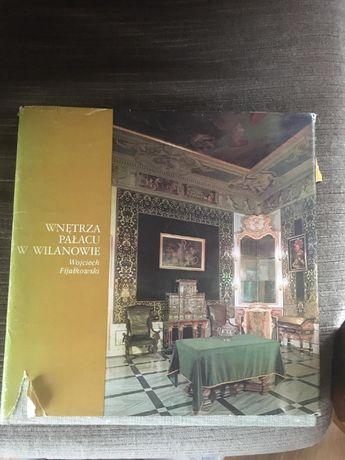 Wnętrza pałacu w Wilanowie