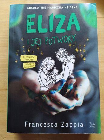 """Książka """"Eliza i jej potwory"""" Francesca Zappia"""