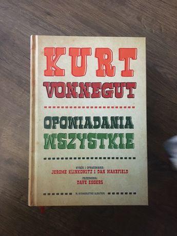 Kurt Vonnegut- opowiadania wszystkie