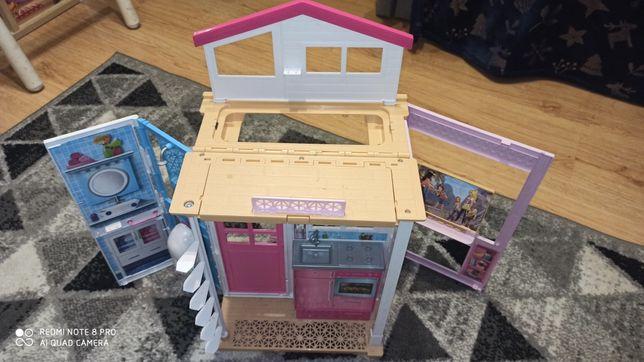 Domek Barbie dla dziewczynki