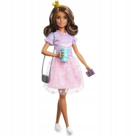 Mattel Barbie Przygoda Księżniczki Lalka z Akcesoriami GML68/GML69