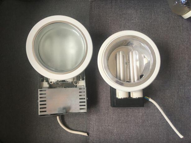 OSM downlight 2x18W i P.U.H Imperial 2x18W