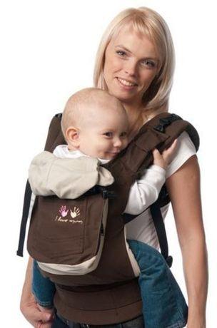 Эргорюкзак, эрго-рюкзак I Love Mum