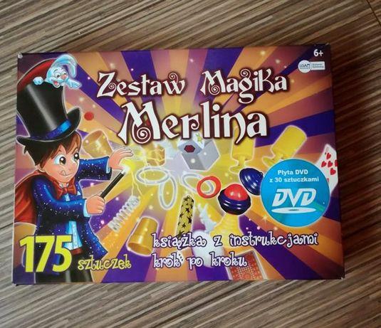 Zestaw Magika Merlina wraz z instrukcją
