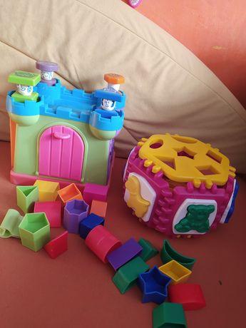 Zabawki edukacyjne,do układania
