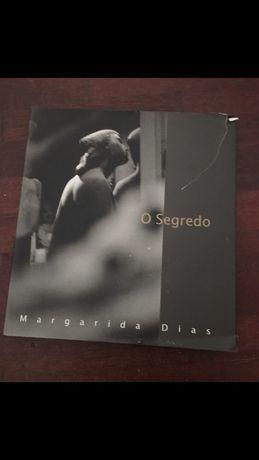 Livro de fotografia o segredo -Margarida dias